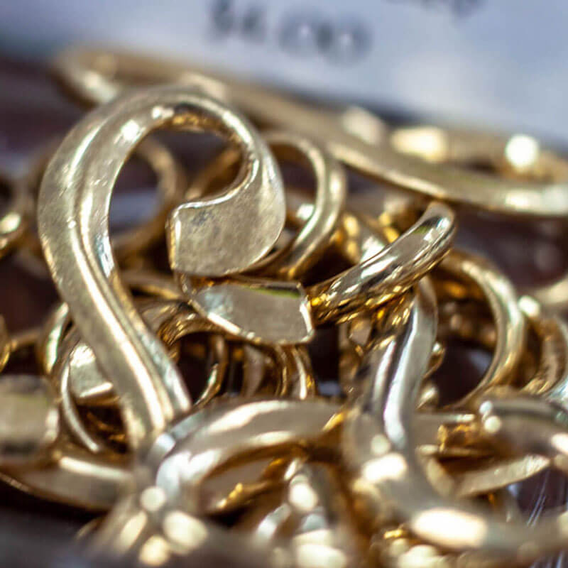 Gold Findings - jewelry tools and supplies